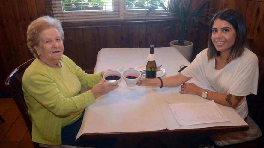 La falta de expectativas aboca a muchos cosecheros de Barrantes a arrancar las viñas