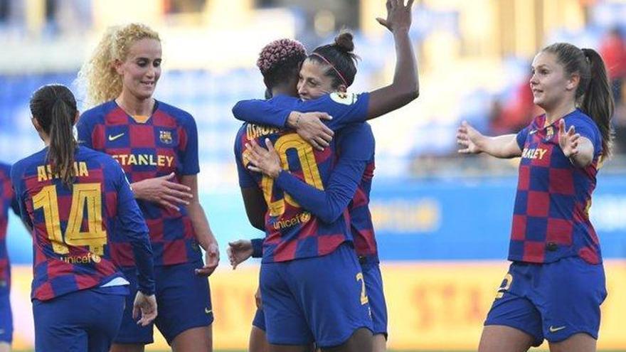 Los clubs femeninos ratifican el primer convenio colectivo