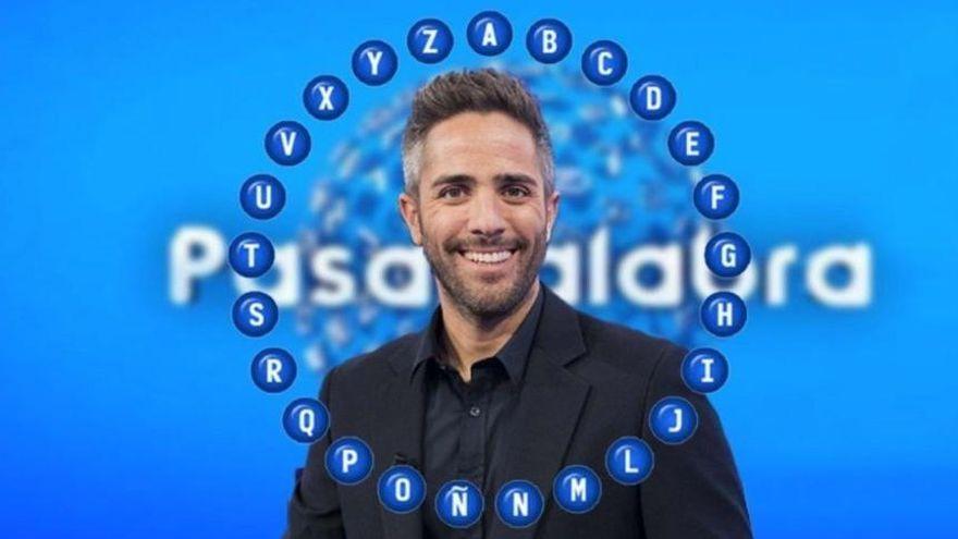 """Criticas por el """"impresentable"""" error del presentador de Pasapalabra durante la emisión del programa"""