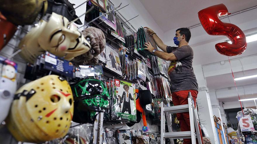 La limitación de Halloween agrava la crisis de las tiendas de disfraces