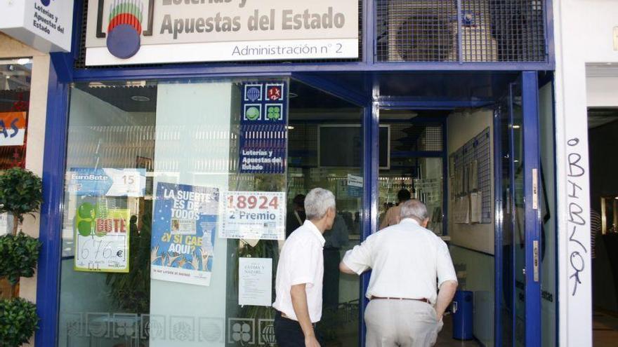 Un zamorano entra en la administración de Lotería de Santa Clara