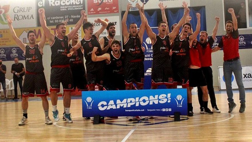 El Bàsquet Girona tindrà el primer equip a la LEB Or i el filial competint a l'EBA