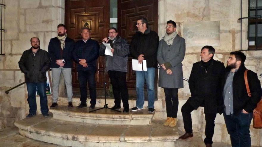 Las comarcas del norte constituirán una Plataforma per la Dignitat del Llaurador