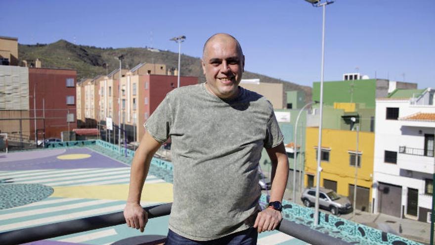 """Rodolfo González: """"Este es un barrio humilde y la crisis está siendo brutal"""""""