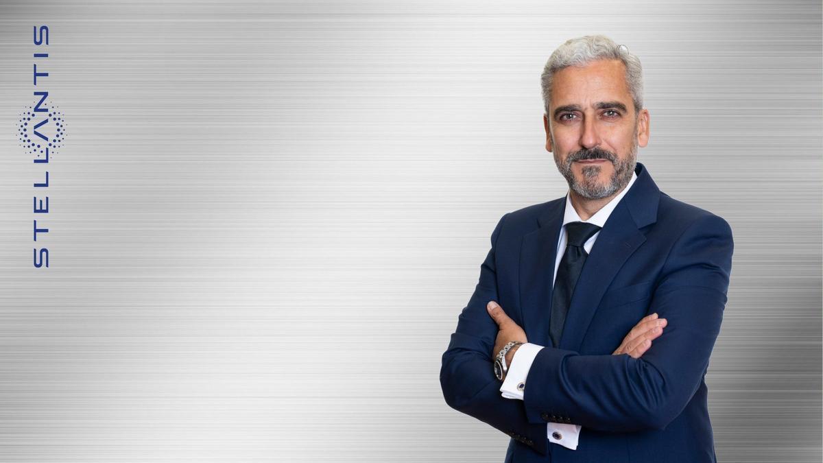 José Antonio León Capitán, nuevo director de comunicación y relaciones institucionales de Stellantis Iberia