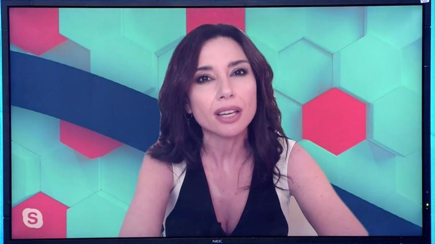 """Marta Flich, reinfectada de covid, lanza un mensaje a los negacionistas: """"Estoy vacunada y no tengo síntomas"""""""