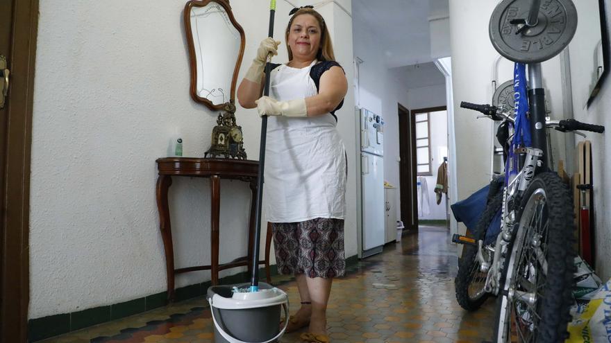 """""""Sin las trabajadoras del hogar no se mueve el mundo"""""""