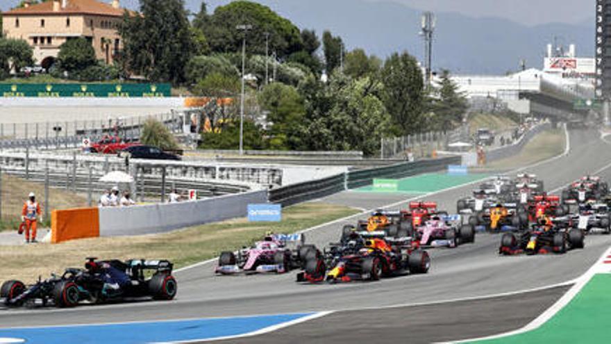 El Gran Premi de Fórmula 1 al Circuit de Catalunya se celebrarà sense públic