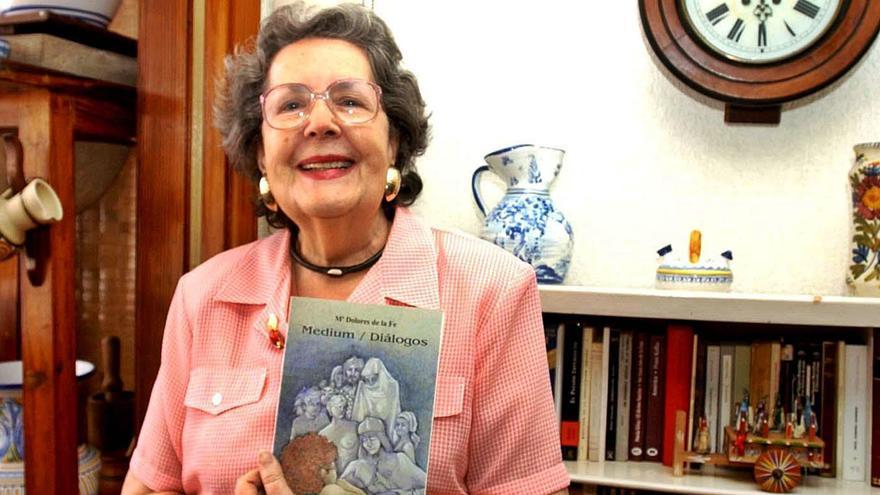 Dolores de la Fe, el corazón isleño