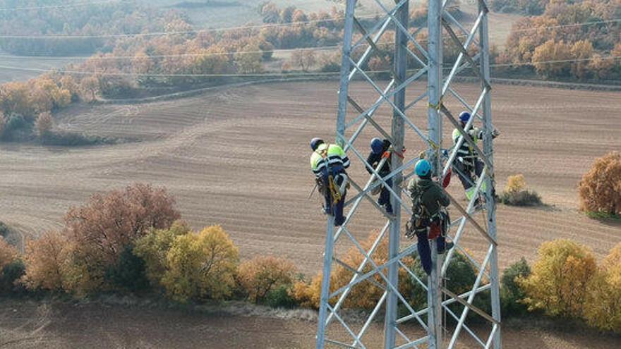Endesa destinarà gairebé 37 MEUR per millorar la xarxa a tot Girona