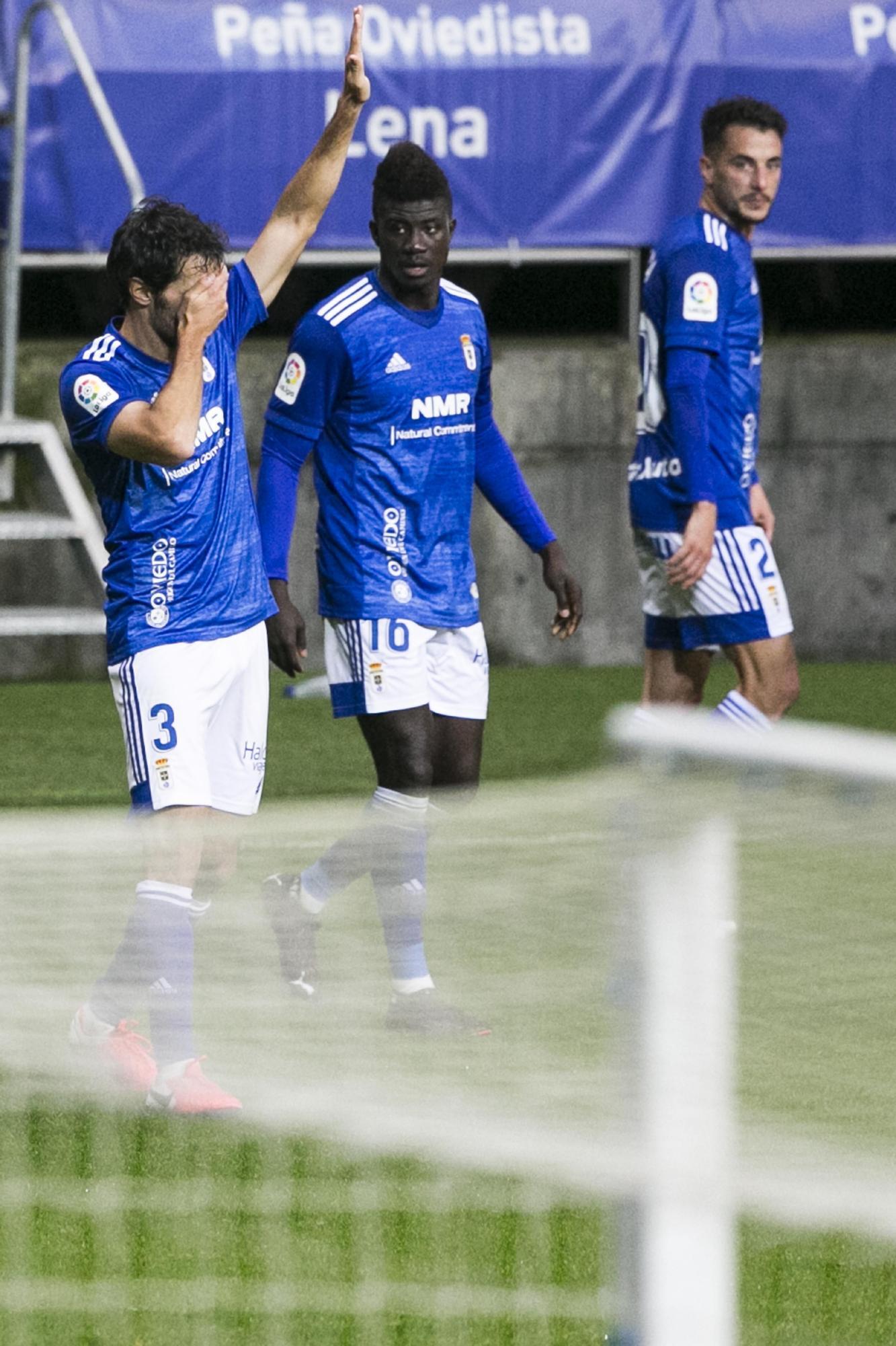 Real Oviedo 2 - 3 UD Logroñés