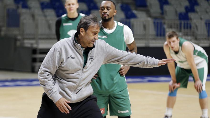"""Casimiro: """"El Limoges es un rival realmente peligroso"""""""