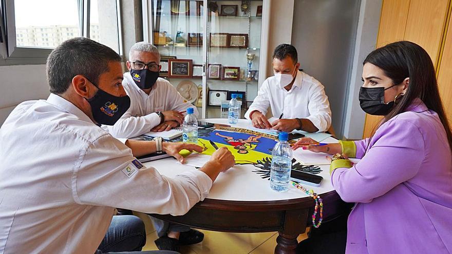 Gran Canaria exporta el Proyecto Escuela para la formación a El Hierro