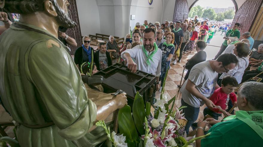 San Crispín tendrá misa sin romería y aún se desconoce si habrá mercadillo