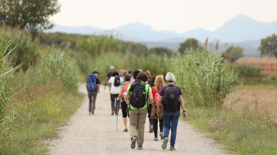 L'Alt Empordà Sea Walking tanca la tercera edició amb 163 participants