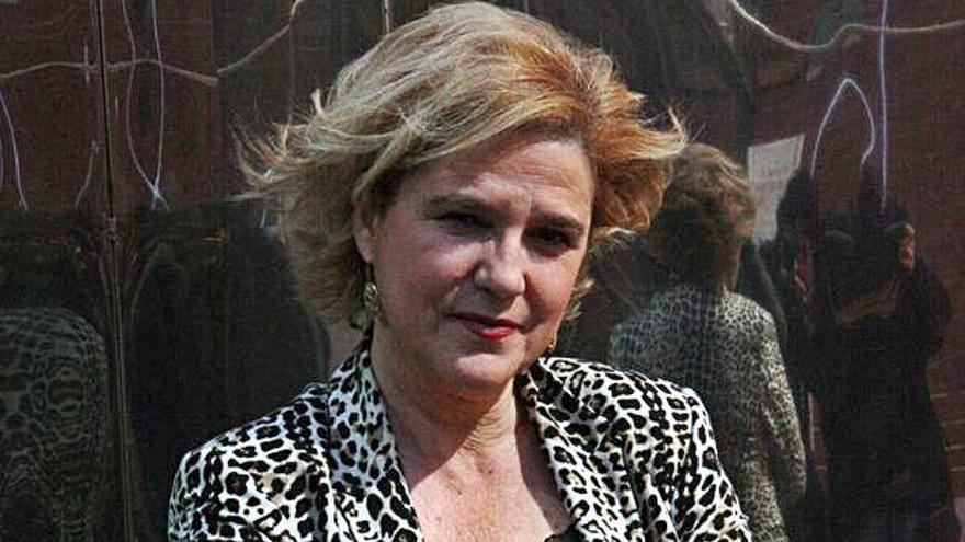 La tertuliana Pilar Rahola serà la protagonista de la Diada nacional a Igualada