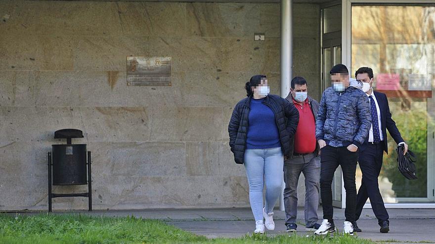 La defensa del camionero asegura que no fue consciente de la presencia de Vilariño
