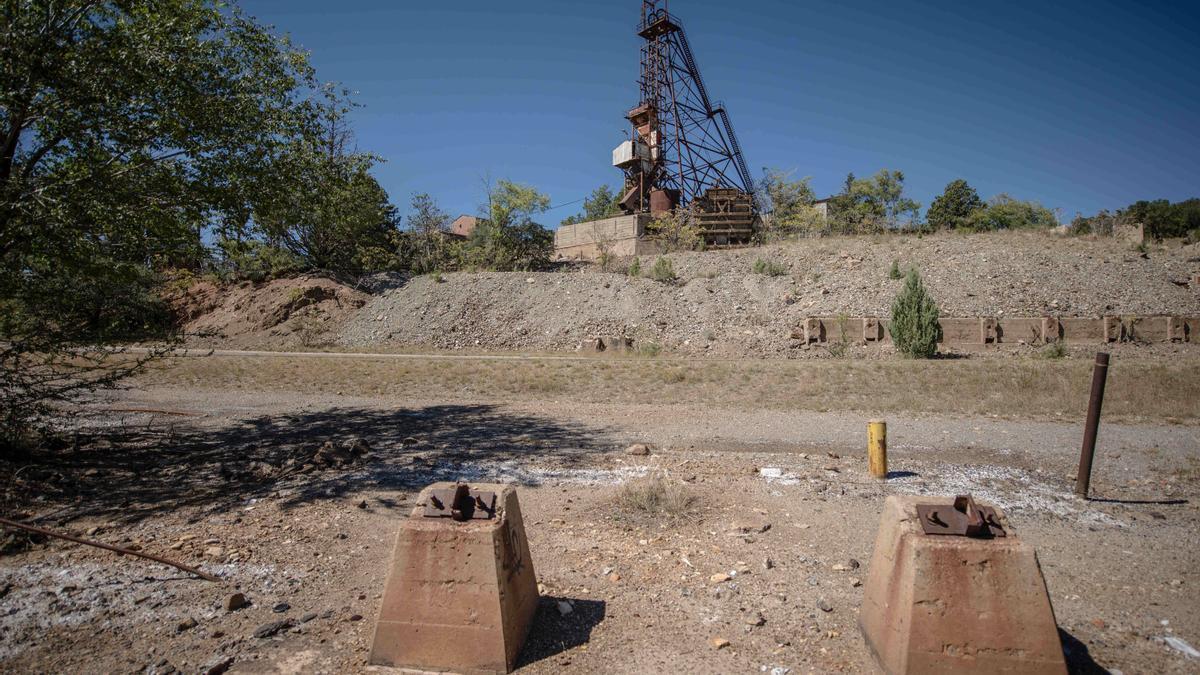 Imagen de archivo de una mina en Nuevo México, Estados Unidos.