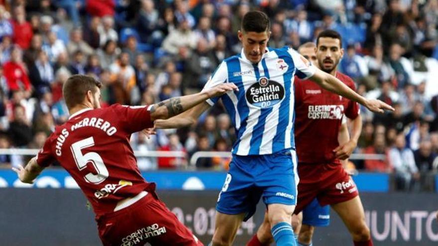 El Deportivo jugará el play off de ascenso a Primera