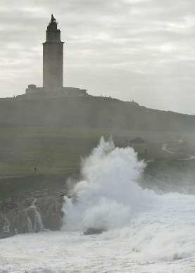 Bienes de Interés Cultural en A Coruña