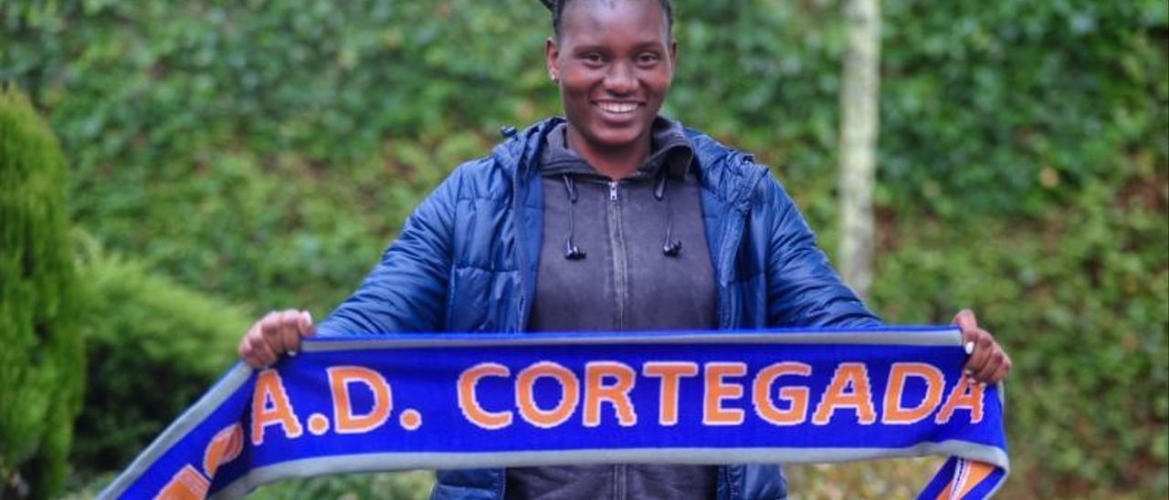 Mercy Wanyama.  