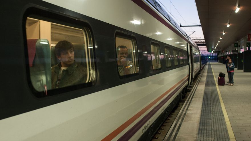 Unos veinte minutos menos para llegar en tren a Madrid desde Zamora