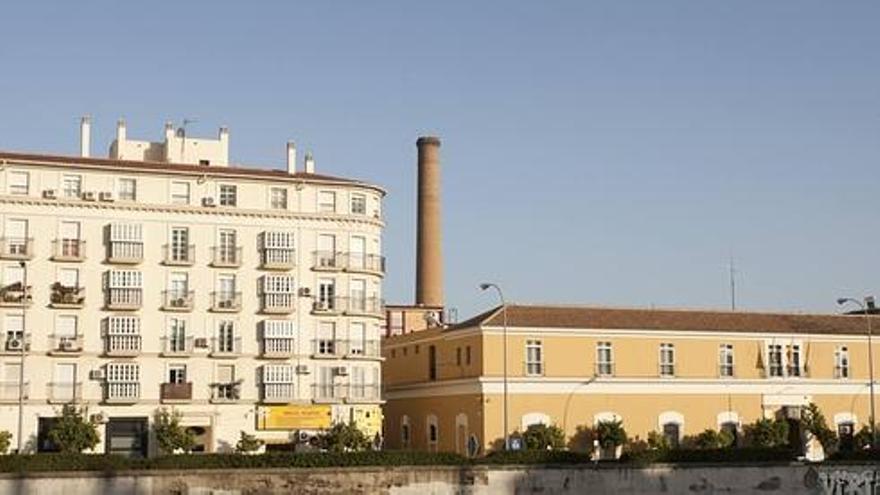 IU y Podemos piden garantías del uso cultural del edificio de la antigua eléctrica
