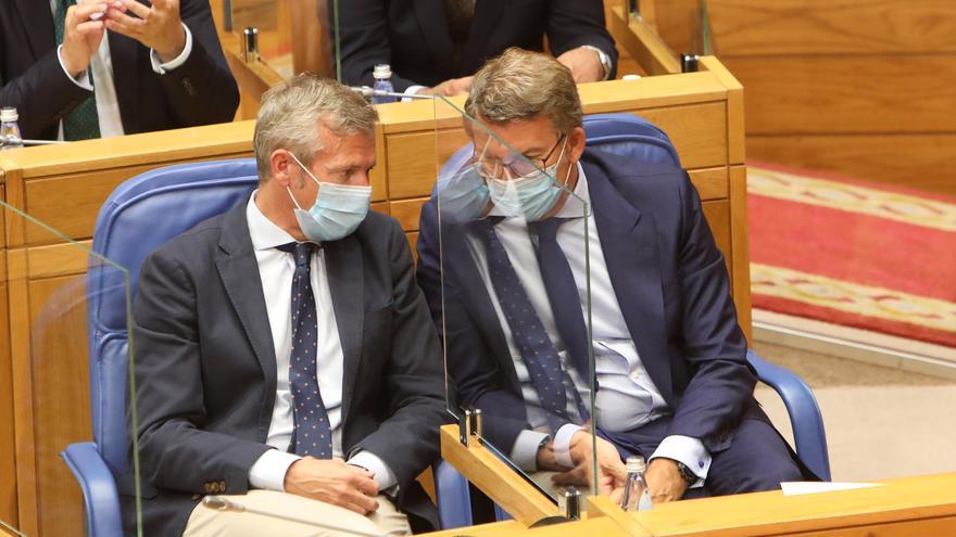 El Parlamento aprueba hoy la ley que faculta a la Xunta para obligar a vacunar