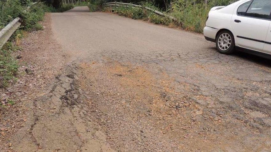 """El camino de Valdescorriel a Villalpando: """"A quien corresponda"""""""