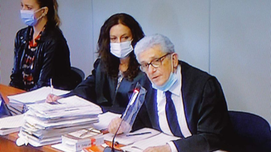 Vídeo del juicio del Caso Maje: declara la jefa de Homicidios que investigó el crimen de Patraix