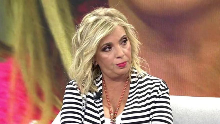 El zasca de Carmen Borrego a una familiar en pleno directo en Viva la Vida