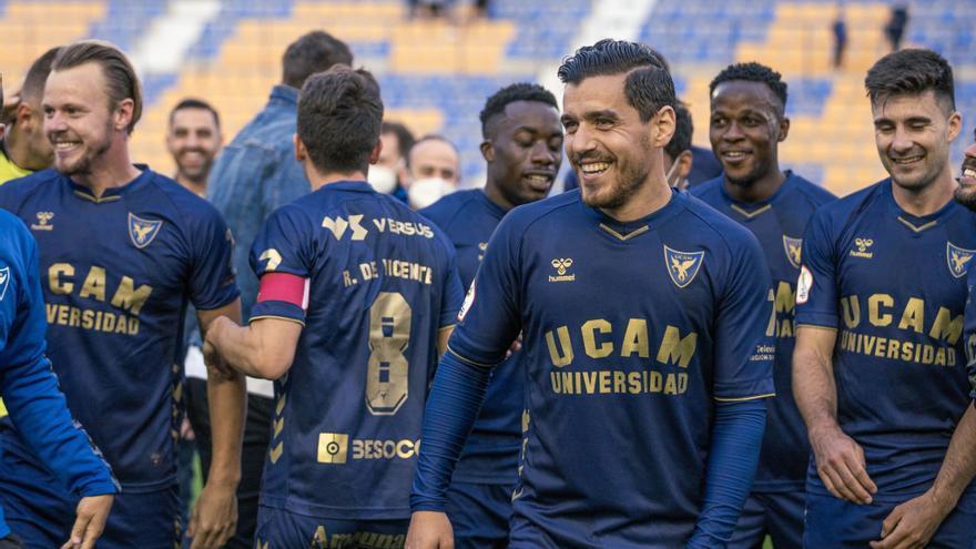 El UCAM se jugará el ascenso en Extremadura