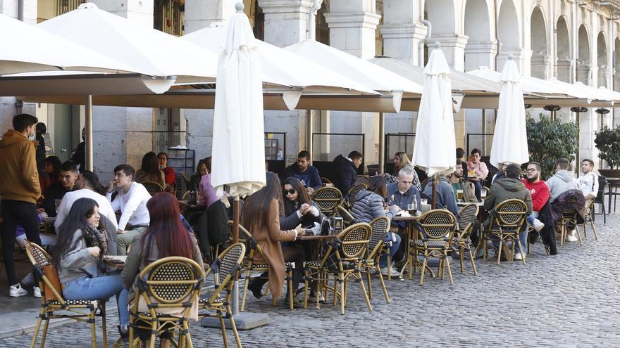 Girona calcula en 746.000 euros l'impacte de la reducció de les taxes de residus i terrasses a negocis afectats per les restriccions