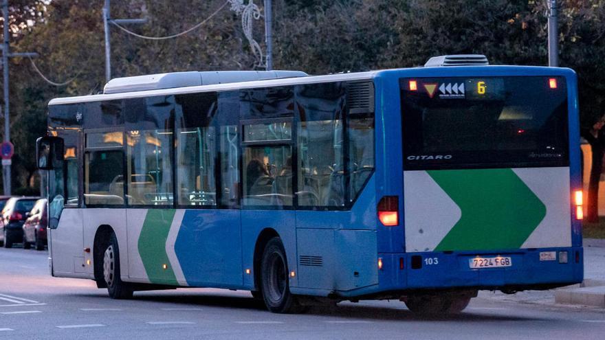 Tausende Fahrgäste von Busfahrerstreik in Palma betroffen