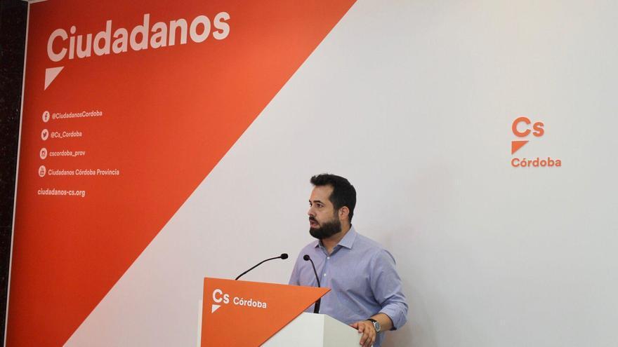 """Ciudadanos cree que en la Junta """"se ha eliminado la maraña socialista que impedía el desarrollo de Córdoba"""""""
