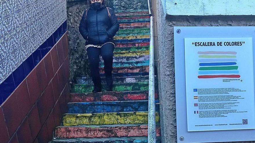 """""""La Escalera de Colores no es una prioridad"""", subraya el alcalde de Ribadesella"""