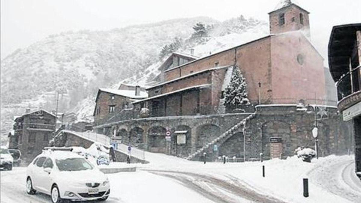 Fallecen dos jóvenes en Andorra por la mala combustión de la calefacción