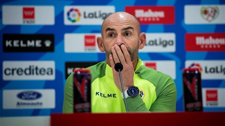 """Jémez: """"Si le dan los tres puntos al Albacete es una barbaridad"""""""