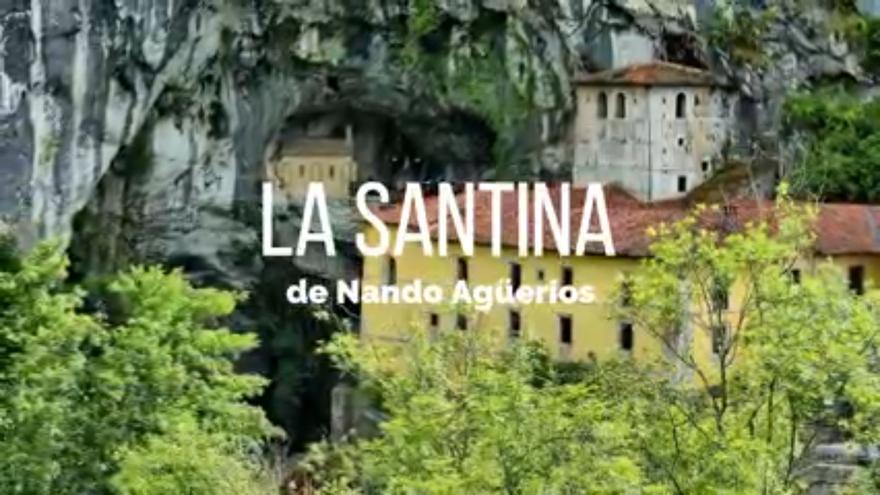 Los Centros Sociales de Oviedo homenajean a La Santina con un videoclip