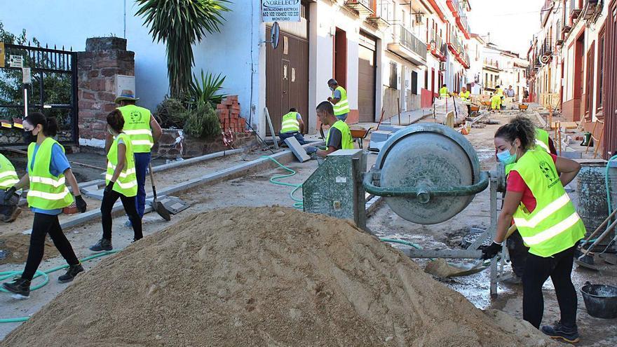 El Ayuntamiento de Montoro destina 651.000 euros a obras de calles y jardines