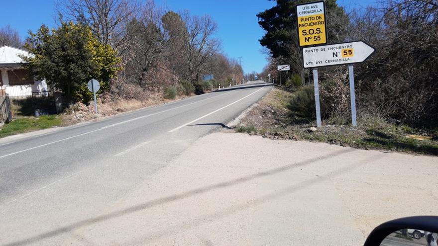 El AVE a Pedralba acortará en media hora el viaje entre Zamora y Sanabria