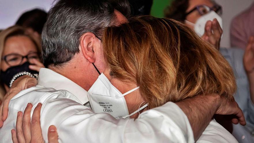 Cambio de esquema en el PSOE