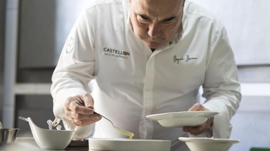 La estrella Michelin de Castellón Miguel Barrera apuesta por el 'take away'