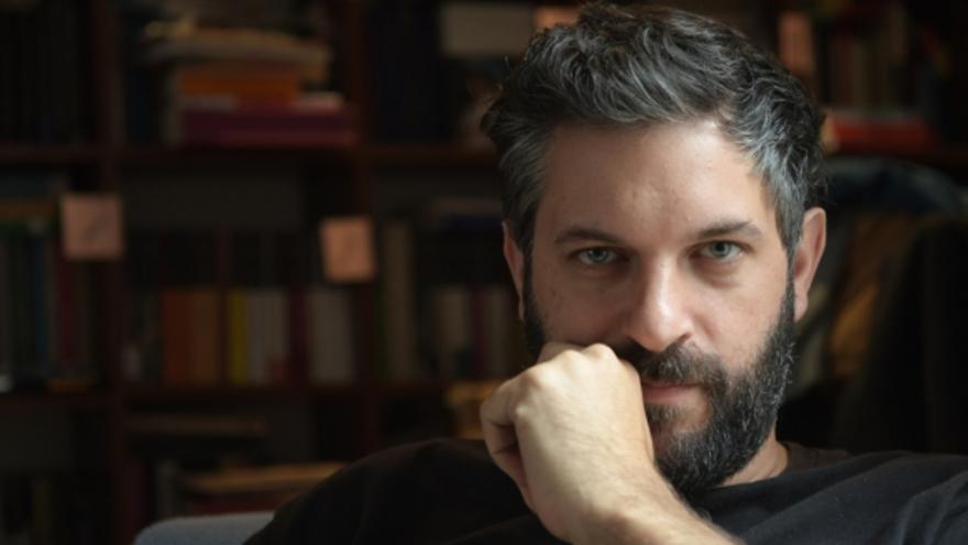 El dramaturgo Gabriel Calderón imparte un taller en el marco del Laboratorio Galdós