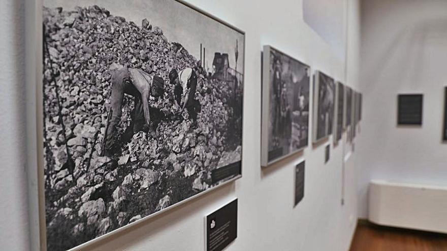"""El Museo de la Historia Urbana expone fotos de """"Guajes mineros"""""""