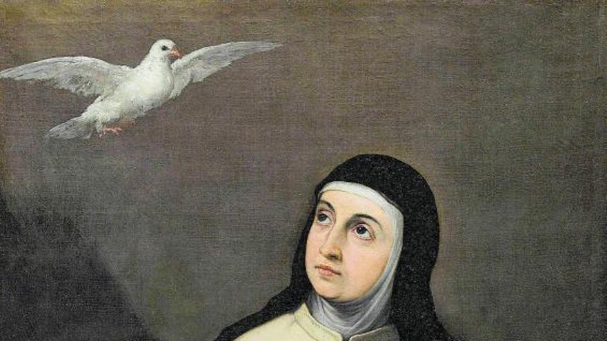 La 'verdadera' Santa Teresa de Ribera sale a la venta en Londres