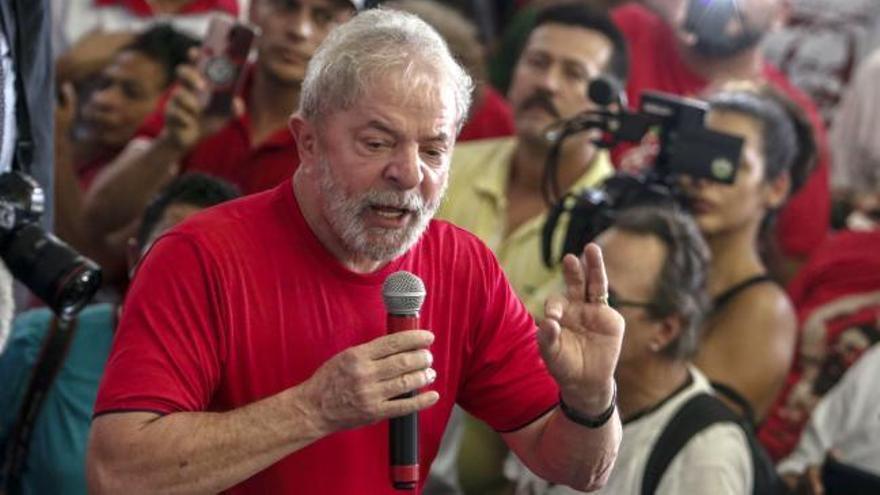 La justicia ratifica la condena contra Lula da Silva