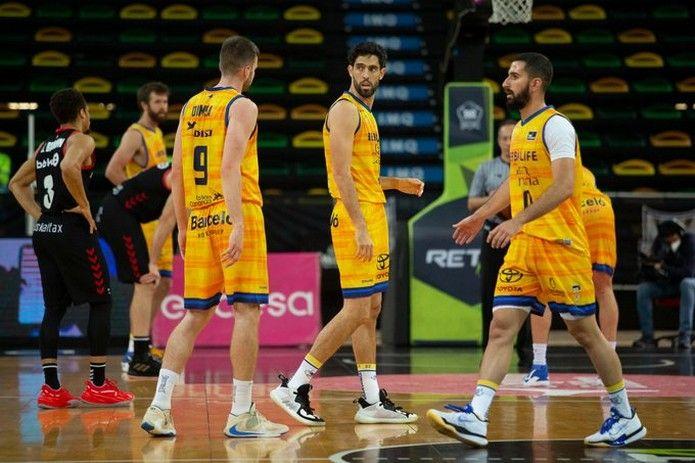 Liga Endesa: Bilbao Basket - Herbalife Gran Canaria