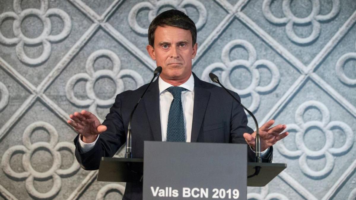Manuel Valls, en una foto d'arxiu.