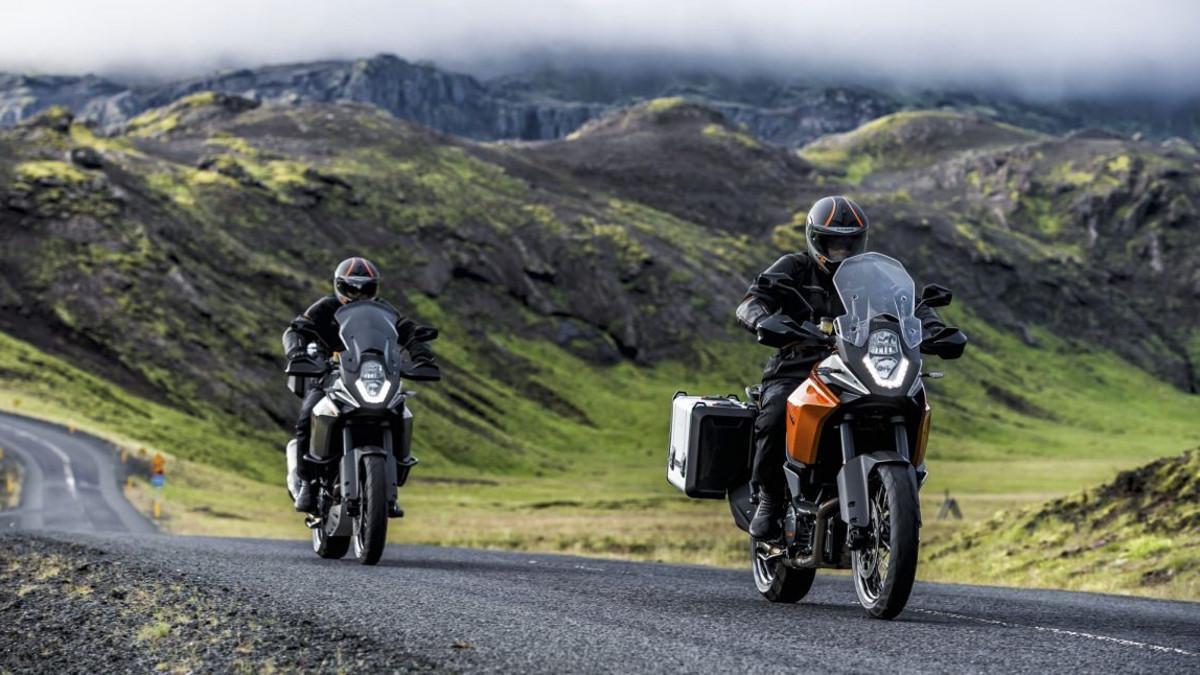 El mercado de motos creció un 10,3% en Europa en el primer trimestre de 2021